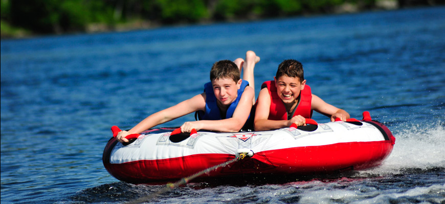 Kingswood Camp for Boys | Tubers
