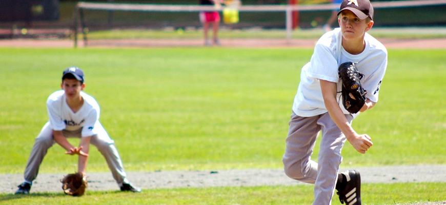 Kingswood Camp for Boys | Baseball