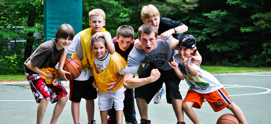 Basketball | Kingswood Camp for Boys