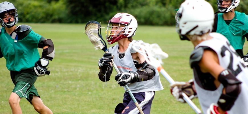Kingswood Camp for Boys | Lacrosse