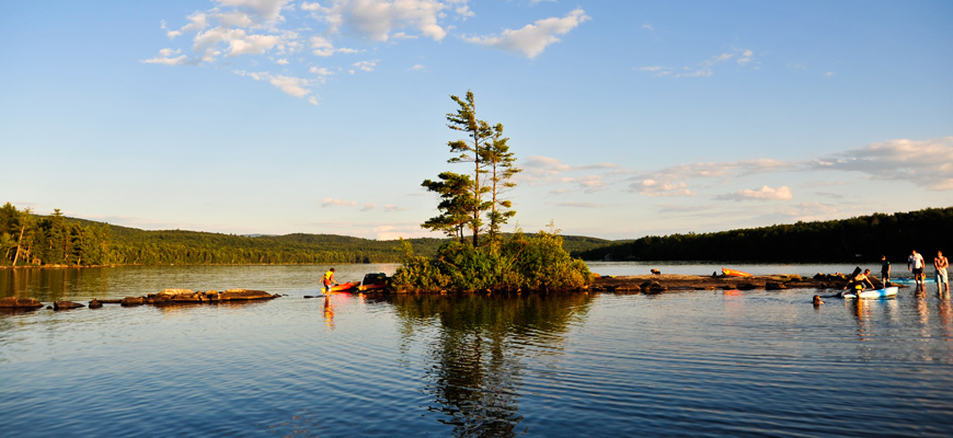 Kingswood Camp for Boys | Blueberry Island