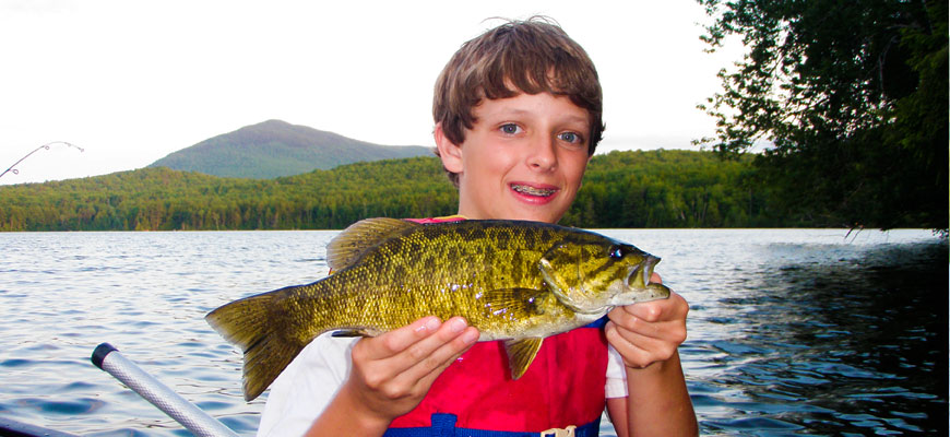 Kingswood Camp for Boys | Fishing